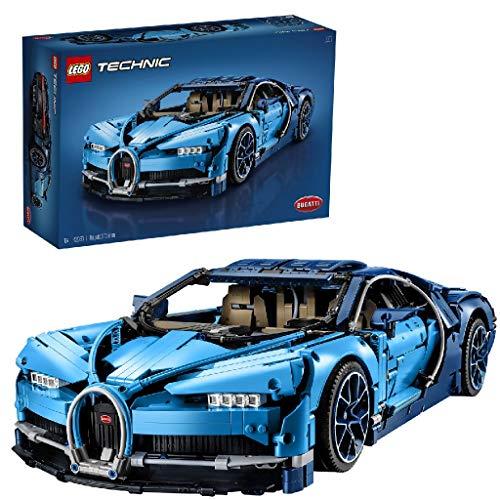 Lego 42083 Technic Bugatti Chiron, automodel