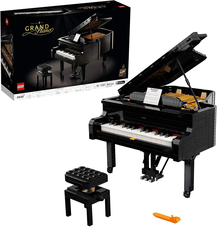 Lego 21323 Ideas Grand Piano