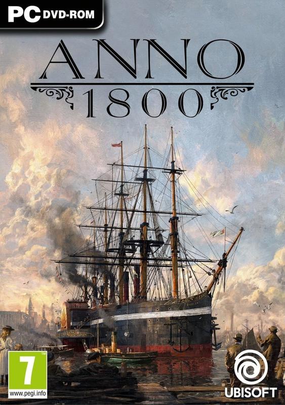 Anno 1800 - Standard Edition (PC) @ Fanatical als Star Deal