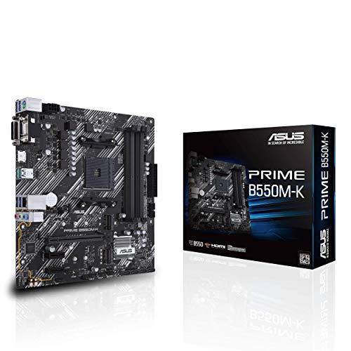 Asus Prime B550M-K micro ATX Mainboard - Sockel AM4