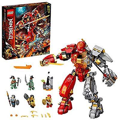 Lego Ninjago Vuursteen robot (71720)