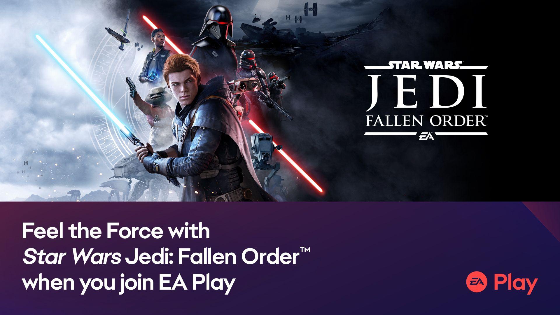 Star Wars Jedi: Fallen Order via Xbox Game Pass