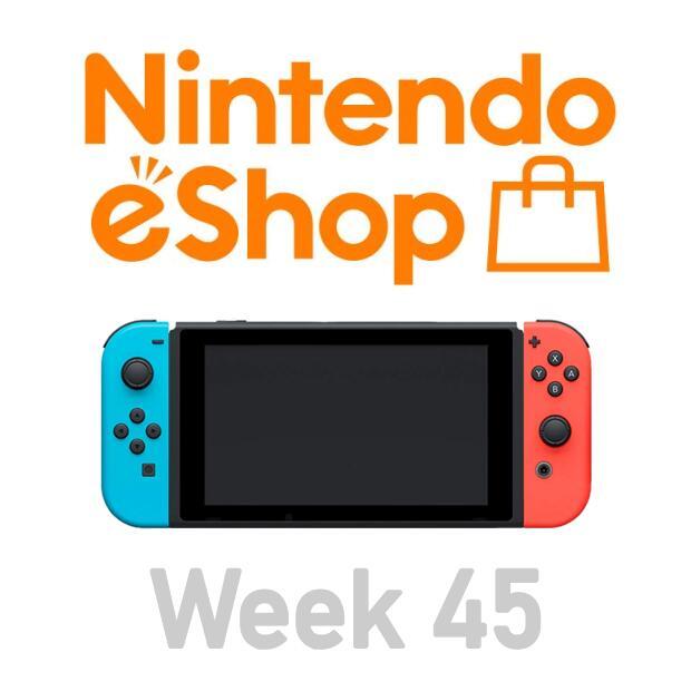 Nintendo Switch eShop aanbiedingen 2020 week 45