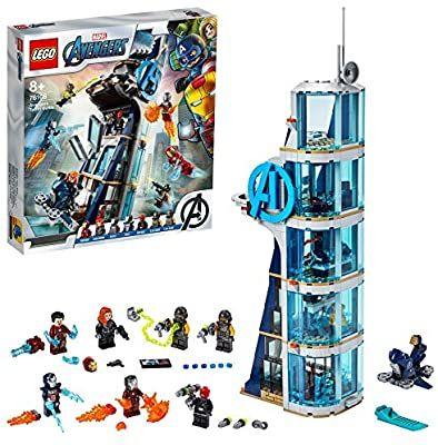 Lego Marvel Avengers torengevecht (76166)
