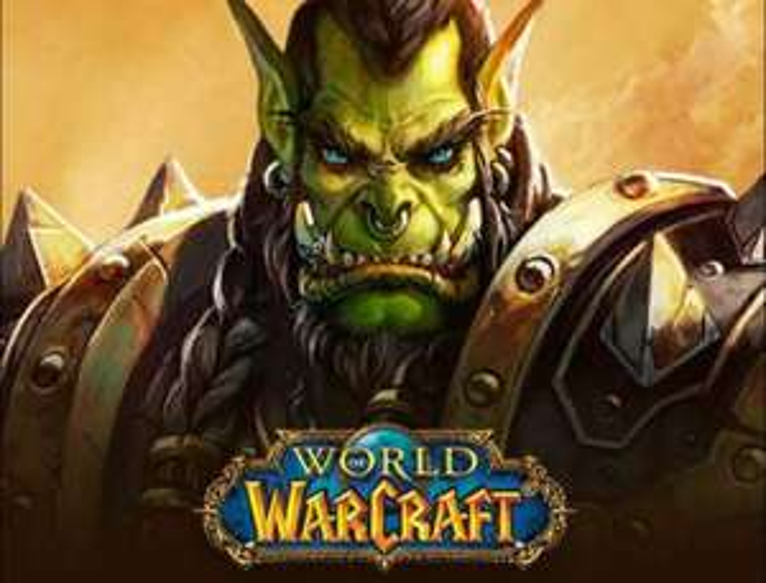 Gratis weekend 5/11 - 9/11 World of Warcraft