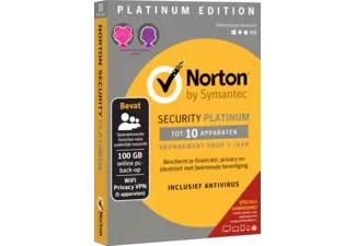 Norton platinum 10 Pc's 8.99 euro!