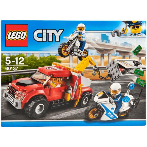 Lego City sleeptruck 60137