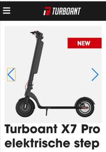 Turboant X7 Pro electrische step