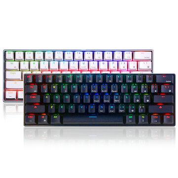 RGB Gaming Keyboard (bluetooth en bedraad)