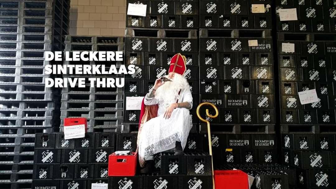 24 speciaalbiertjes voor €30 @ De Leckere Drive-Thru