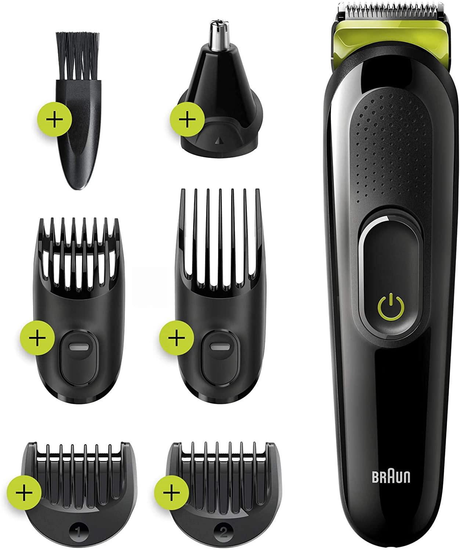 Braun MGK3221 6-in-1 haar trimmer