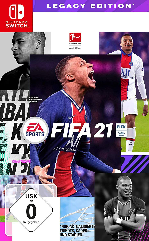 Fifa 21 Legacy Edition (Nintendo Switch)