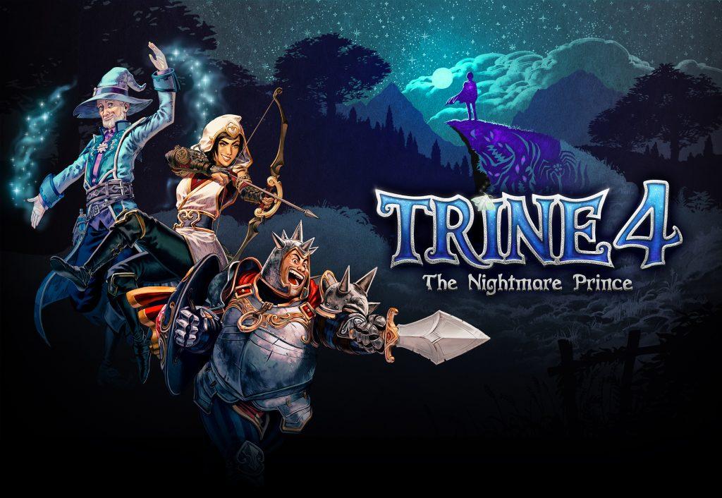 Trine 4: The Nightmare Prince (Steam) bij Fanatical