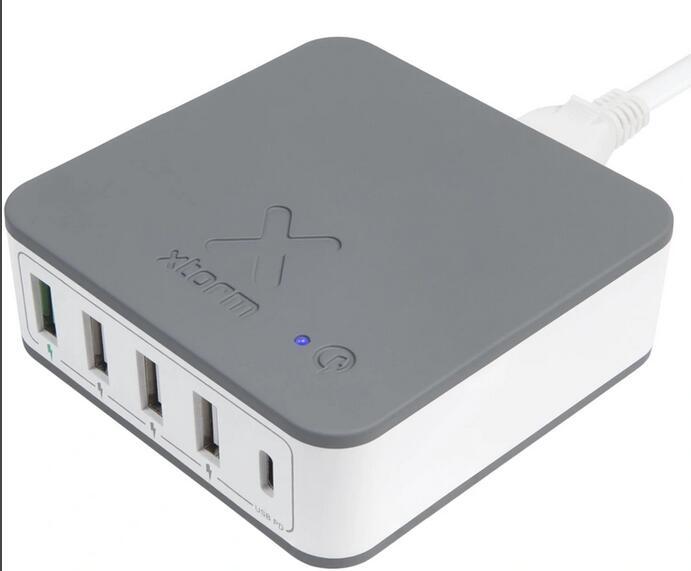 Xtorm USB Power Hub Cube Pro bij Direct Sale voor 21 euro