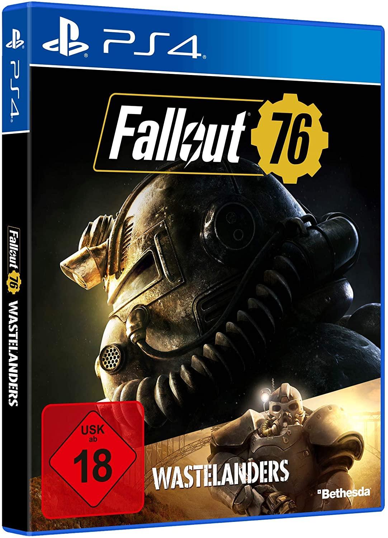 Fallout 76 Wastelanders (PS4) @ Amazon.nl