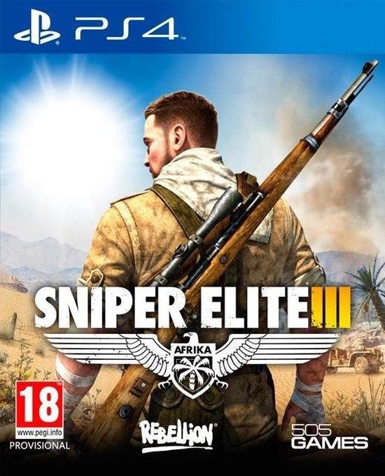 Sniper Elite 3 ( PS4 )