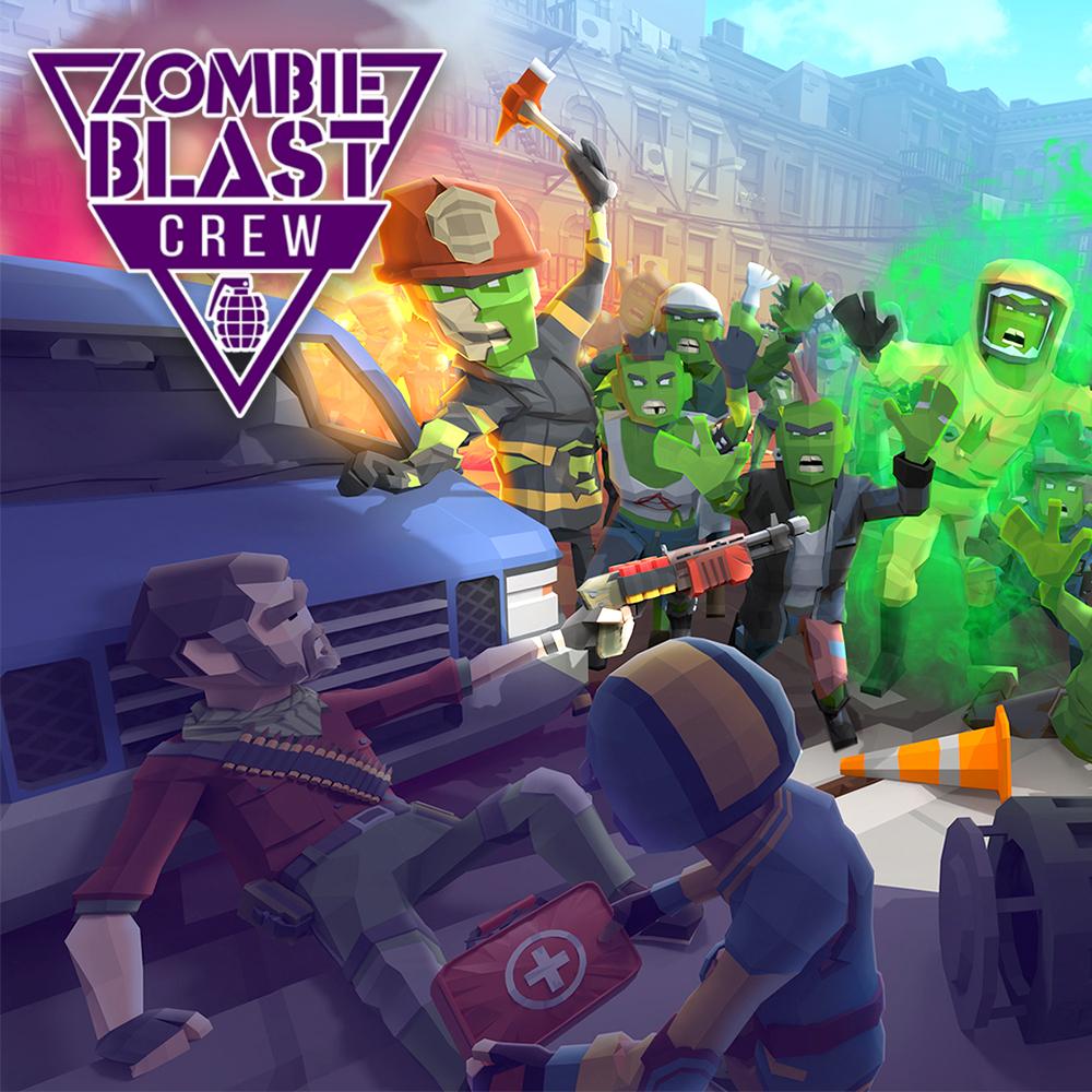 [Switch] Zombie Blast Crew gratis!