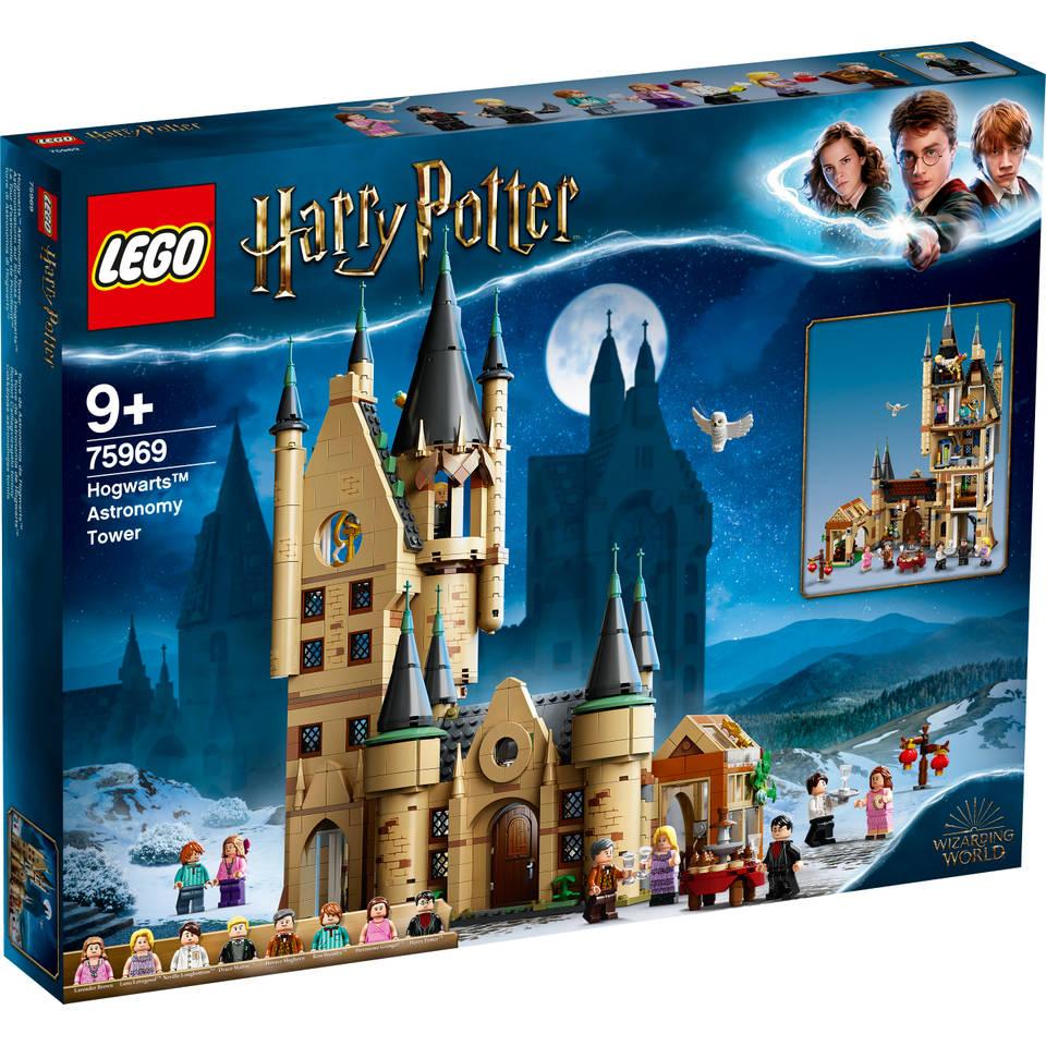 LEGO Harry Potter: Hogwarts Astronomy Tower 75969