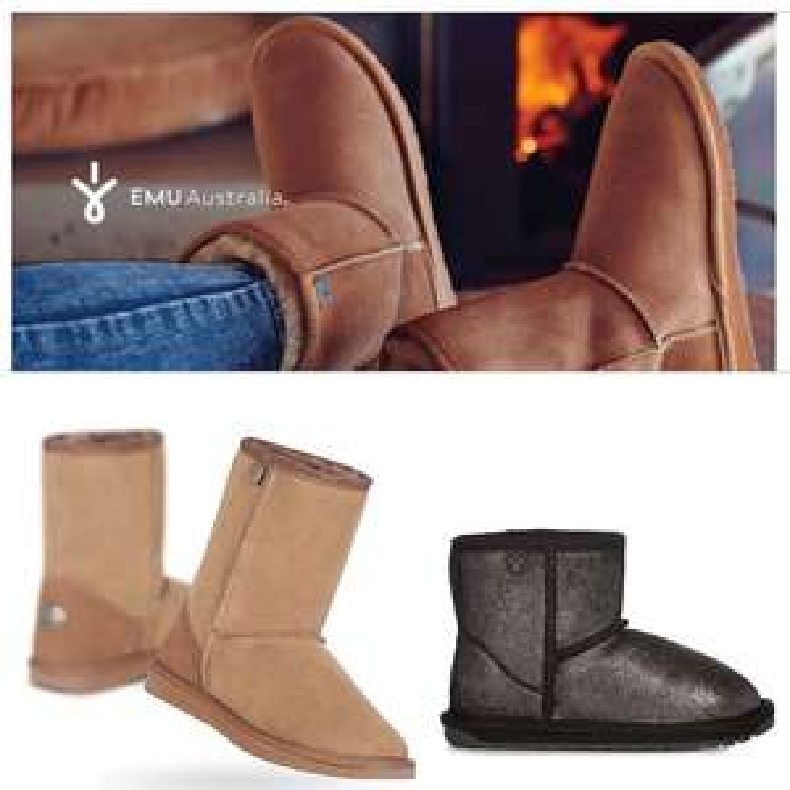 EMU boots - tot 59% korting @ Limango