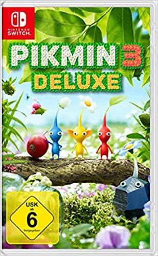 Pikmin 3 (Nintendo Switch, DE versie)