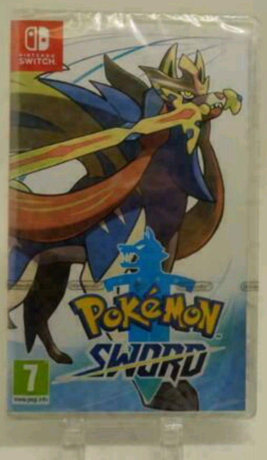 Lokaal spijkenisse pokemon sword used products (meerdere stuks op voorraad)