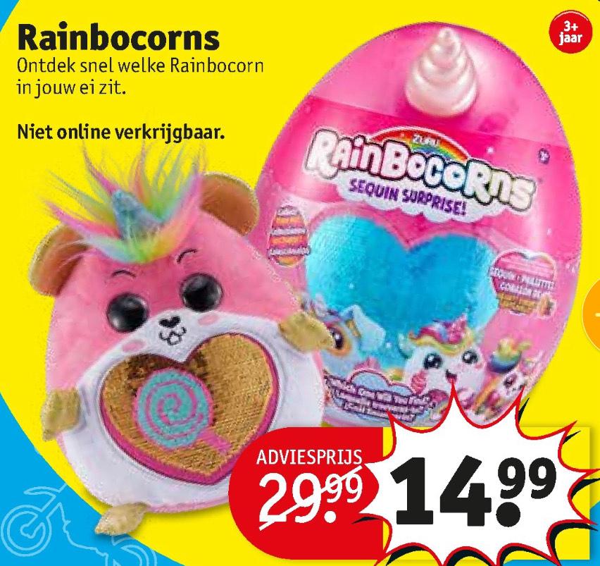 Rainbocorns @ Kruidvat