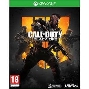 Call of Duty Black Ops 4 Xbox