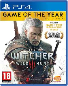 The Witcher 3: Wild Hunt (GOTY Edition) Playstation 4