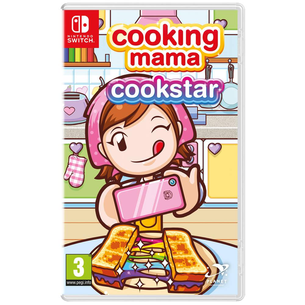 Cooking mama cookstar Nintendo Switch 9,98 euro Intertoys alleen in winkels