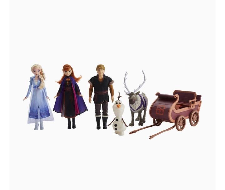 Hasbro Disney Frozen 2 Slee Avonturen (@amazon.nl)