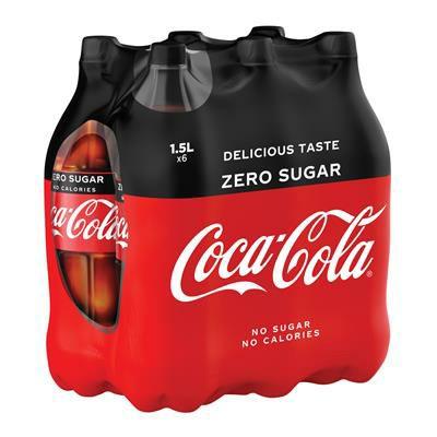 Coca cola zero bij Die Grenze Arnhem