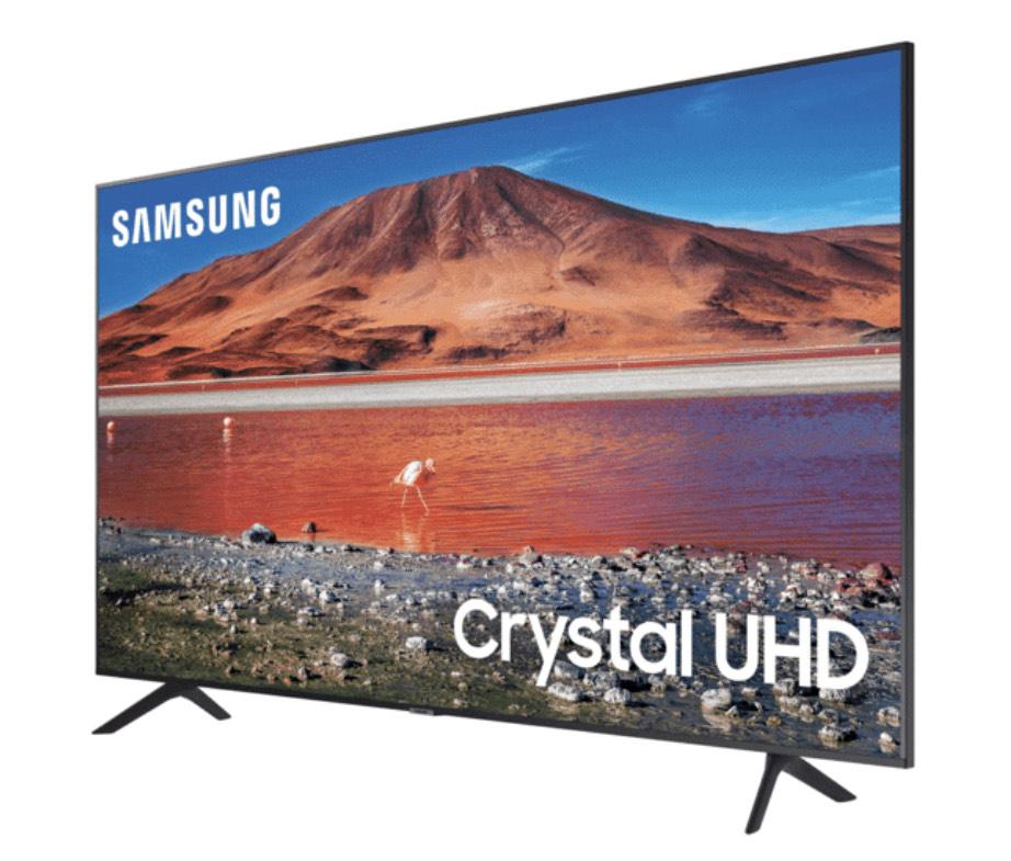SAMSUNG Crystal 4k UHD 70TU7020 (2020 model)