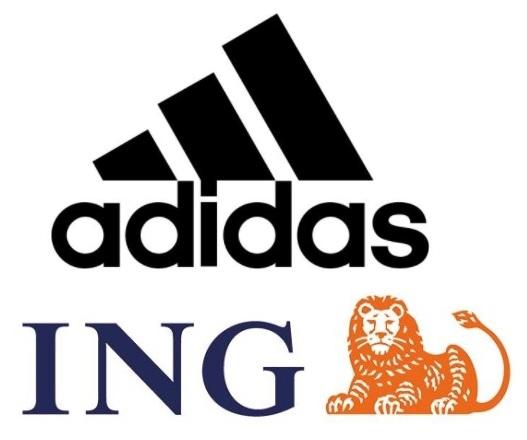 Adidas 35% korting (in APP) icm ING rentepunten (20% op outlet)