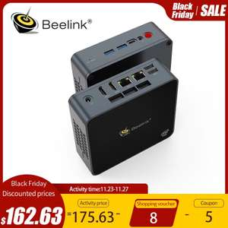 Beelink GK55 Mini Computer Windows 10