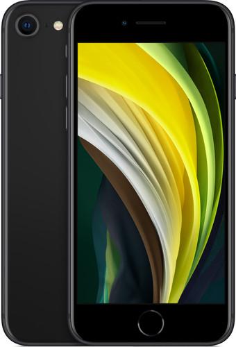 Korting op Apple iPhone SE 64 GB Zwart