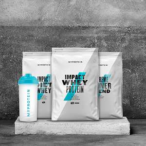 [CYBER MONDAY] 45% korting op alles @ MyProtein