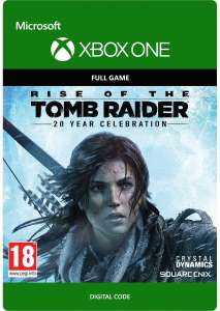 Rise of the Tomb Raider: 20-jarig jubileum @ Xbox Store