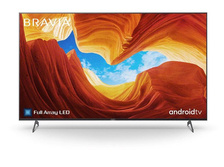 Grensdeal: SONY KD-65XH9005 LED TV