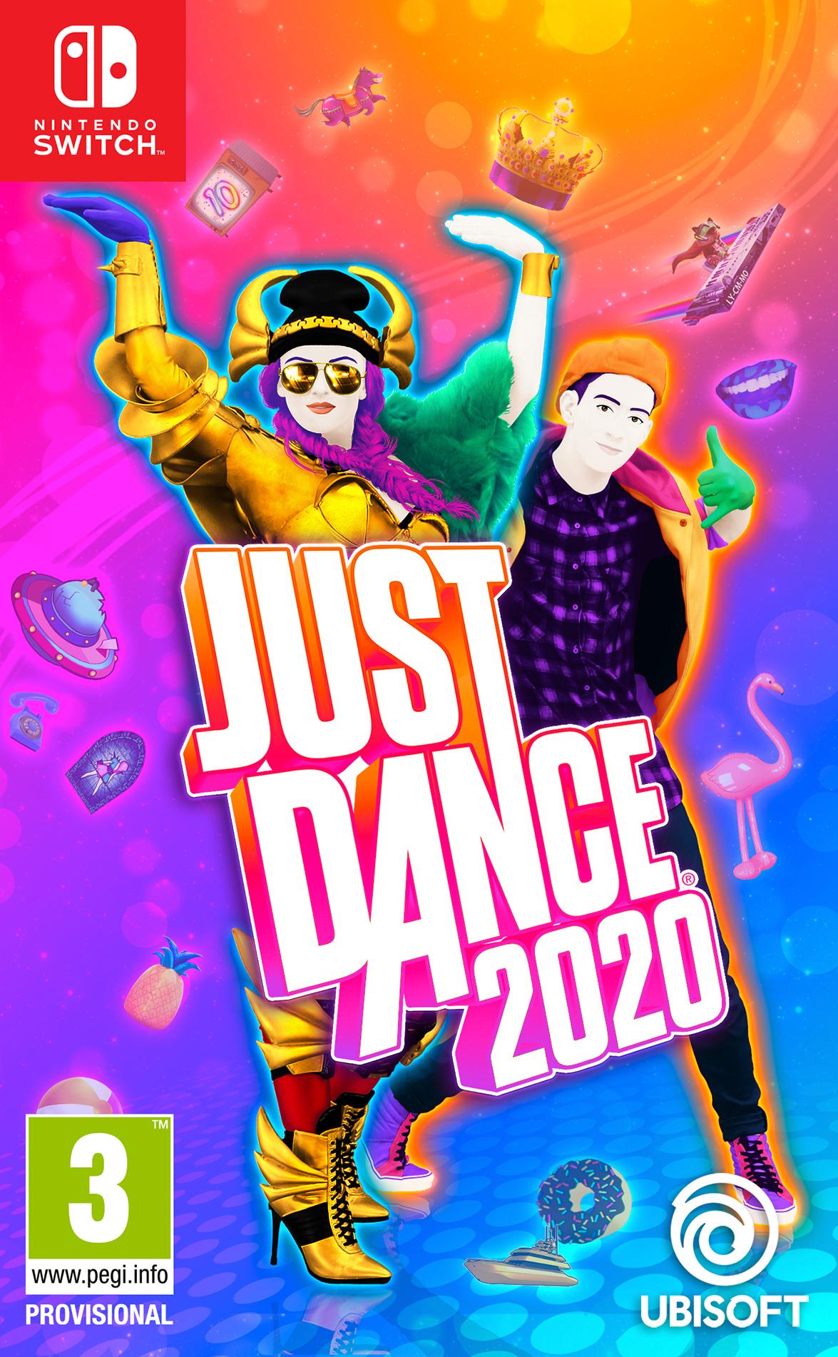 Just Dance 2020 voor Nintendo Switch €19 @Intertoys