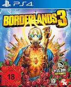 Borderlands 3 (Ps4) Amazon.nl Euro 6,08 Duitse versie