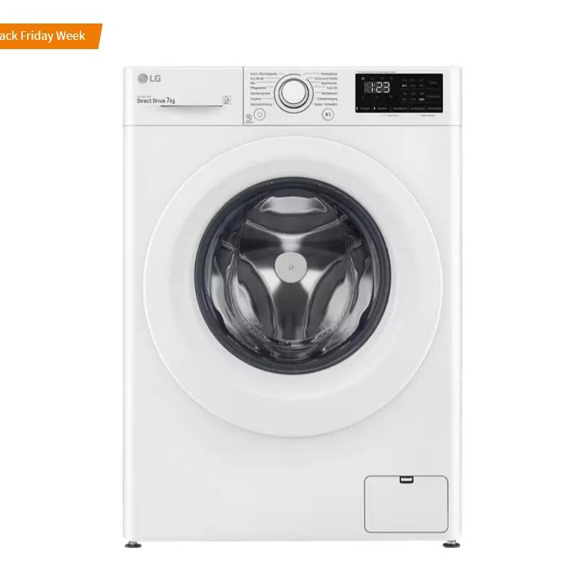 (Grensdeal DE) LG Wasmachine 7 kg black friday deal