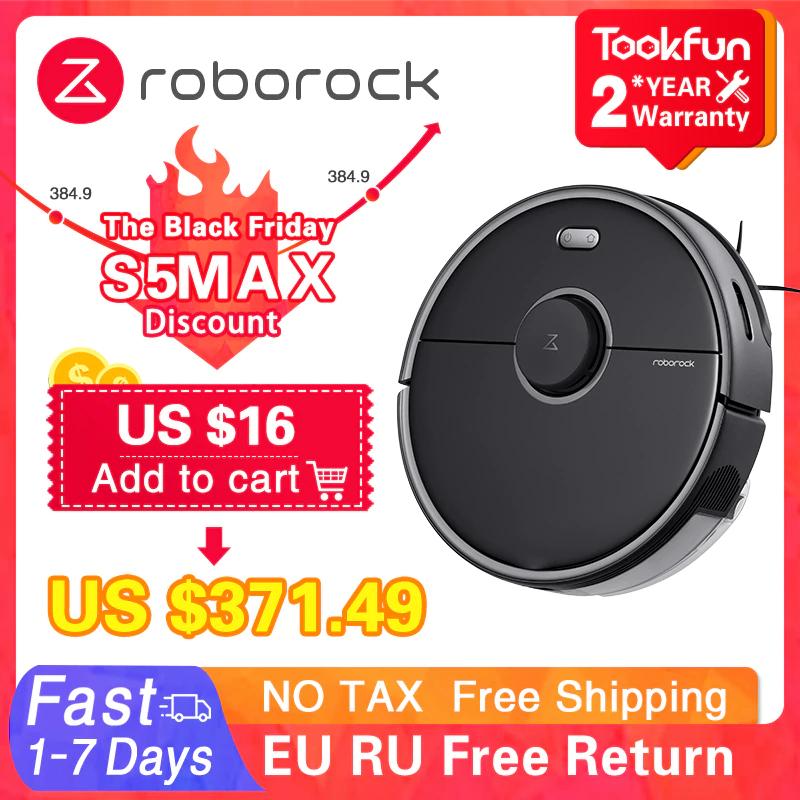 Roborock S5 max - AliExpress