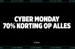 Cyber Monday: ALLES 70-75% korting @ Mango Outlet