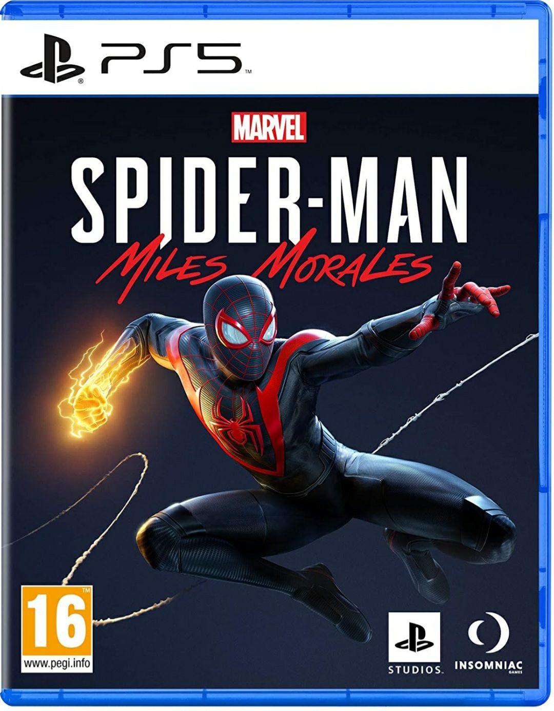 Spider-man Miles Morales + pre-order Dlc