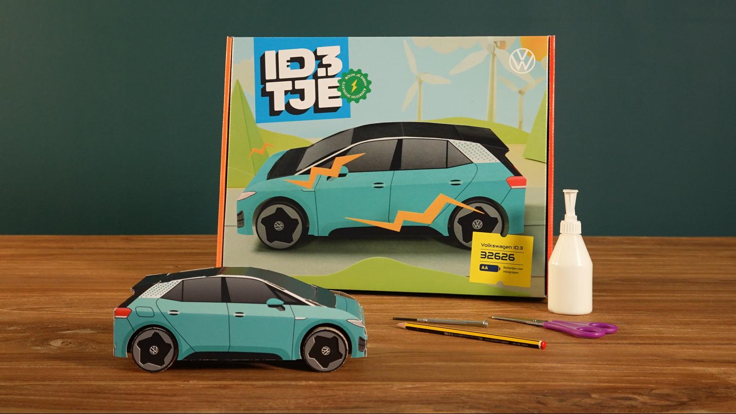 Gratis ID3'tje bij Volkswagen