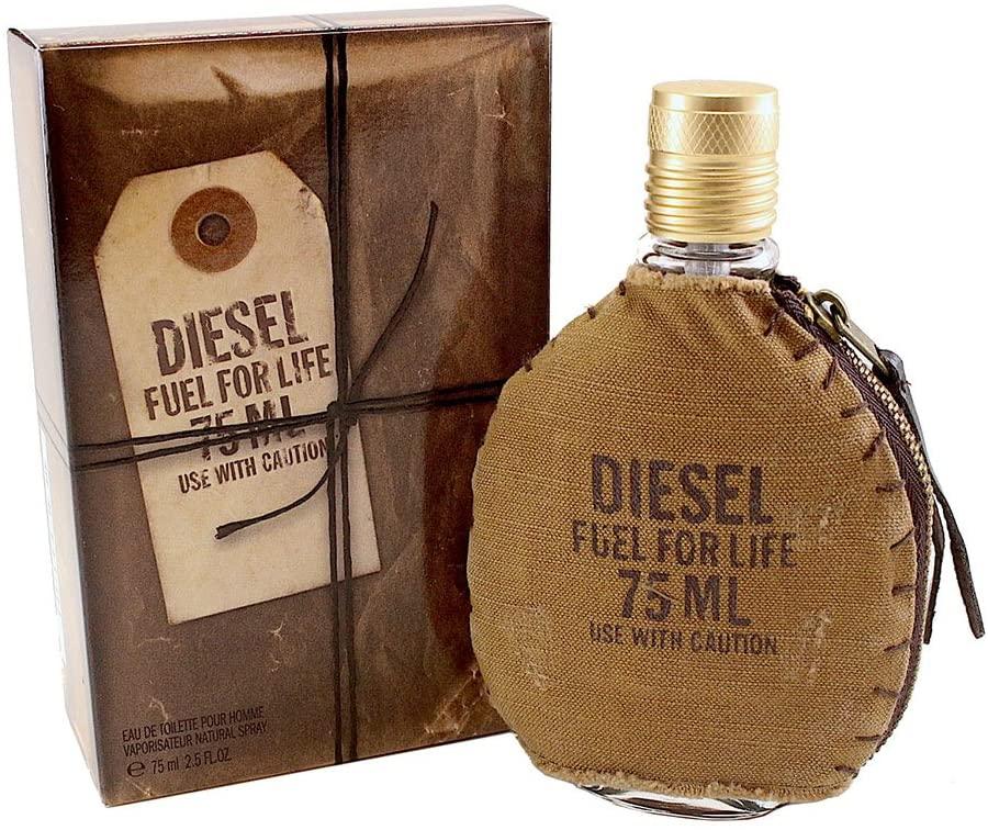 Diesel Fuel For Life 75 ml Eau de Toilette herenparfum voor €20 @ Bol.com/Amazon