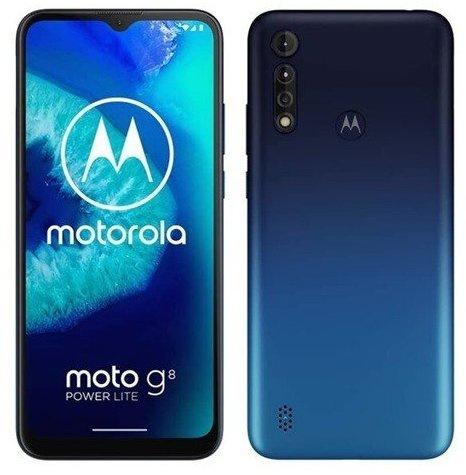 Motorola Moto G8 Power Lite 64GB voor €127,49 @ Lenovo