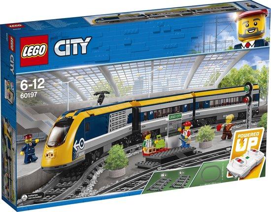 Lego passagiers trein 60197 @bol.com/amazon.nl