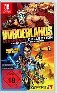 Borderlands - Legendary Collection (Switch)