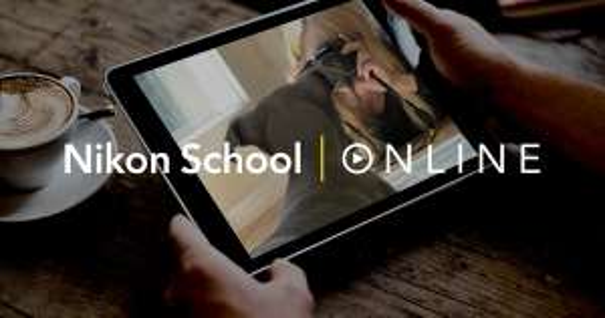 Nikon School online - gratis tot 31 dec